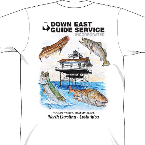 Shirt for Down East Guide Service Captain George Beckwith